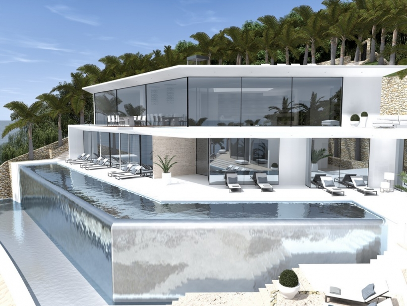 Luxury Villa For The Top 10 People The Most Exclusive Villa In Ibiza