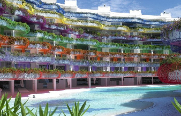 Beautiful apartments in the building Las Boas for Sale