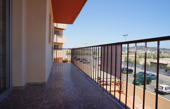 For sale three bedroom apartment in the city of Ibiza