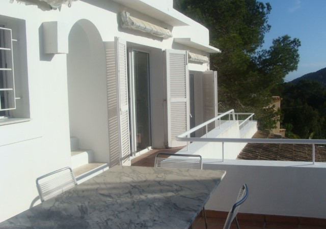 Three bedroom villa for sale on the hill of Las Salinas