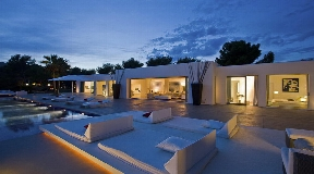 Luxury Villa for sale in Es Cubells in Ibiza