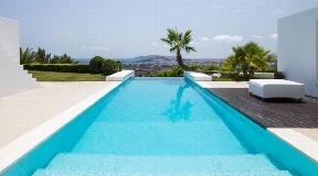 Luxury villa with stunning views in Can Rimbau