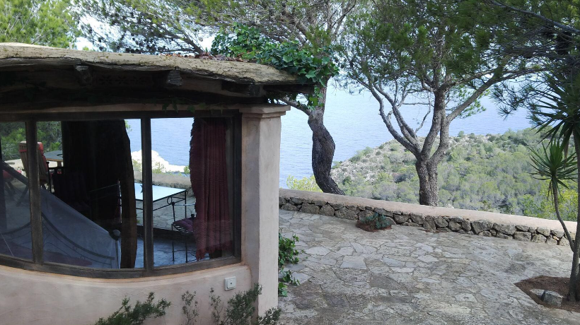 Old Finca first line to the sea with mega views in St Agnes
