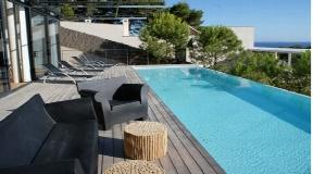 Villa located in Cap Martinet for sale