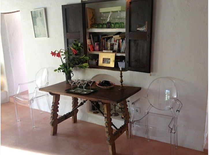 Very charming finca near San Lorenzo with sea views for sale