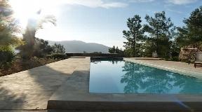 Very charming finca near San Lorenzo with sea views for sale