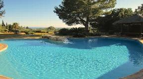 Luxury three bedroom villa in Cala Jondal