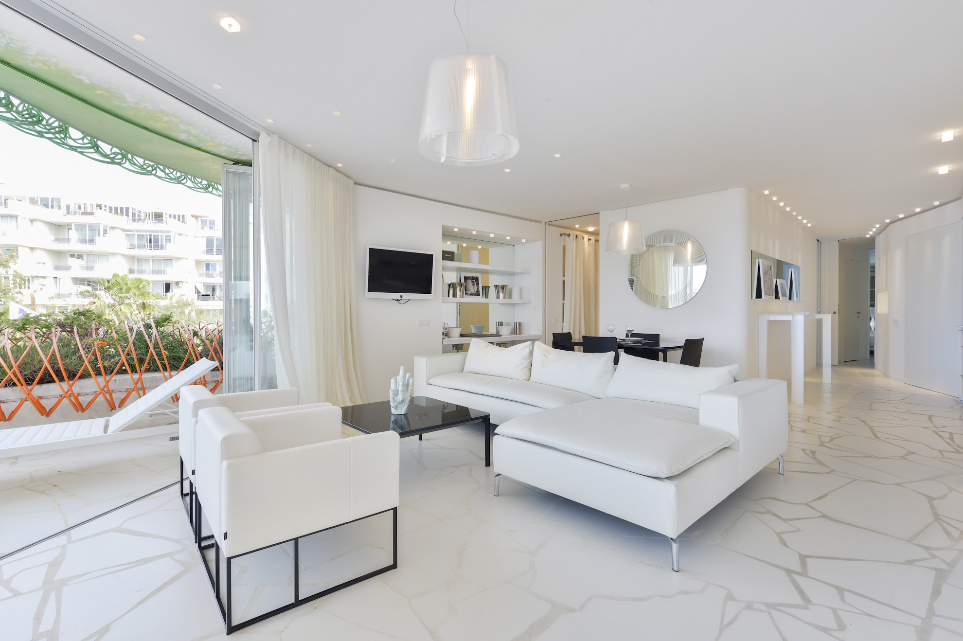 Modern luxury apartment for sale in the prestigious building Las Boas