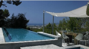 One of the most modern villa in Ibiza close to Jesus