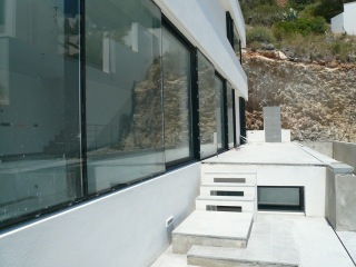 Villa in Roca Llisa for sale - must be completed