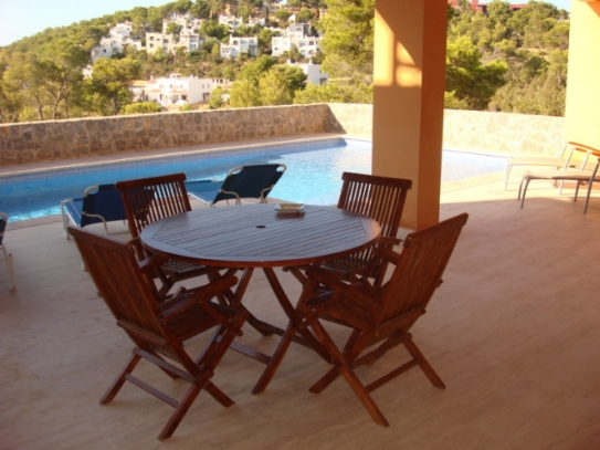 Dublex Apartment in Cala Carbor with private pool for sale