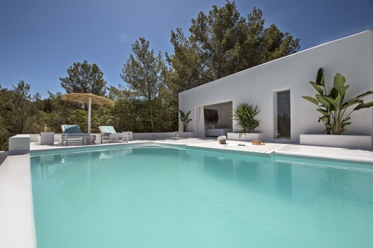 Beautiful Villa for sale in Cala Vadella with amazing views