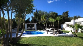 Modern villa in San Rafael for sale for a good price