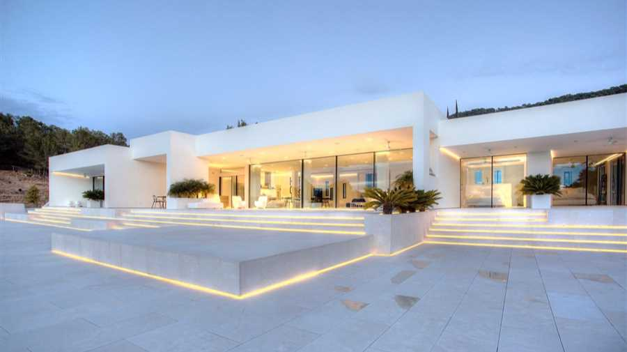 Nice project for exclusive villa in Cala Bassa