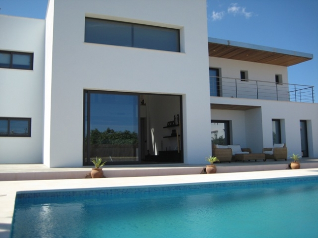 Modern villa near to Ibiza for sale