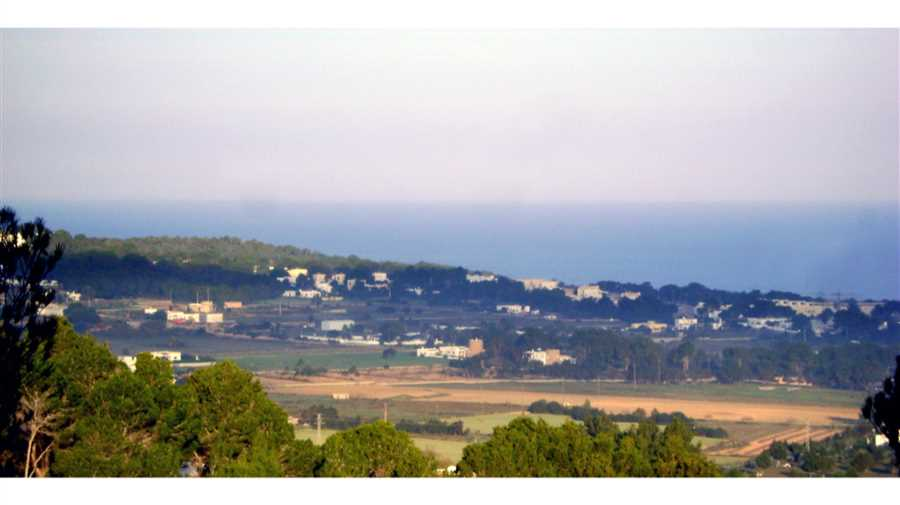 Land with project with sea views and sea views for sale