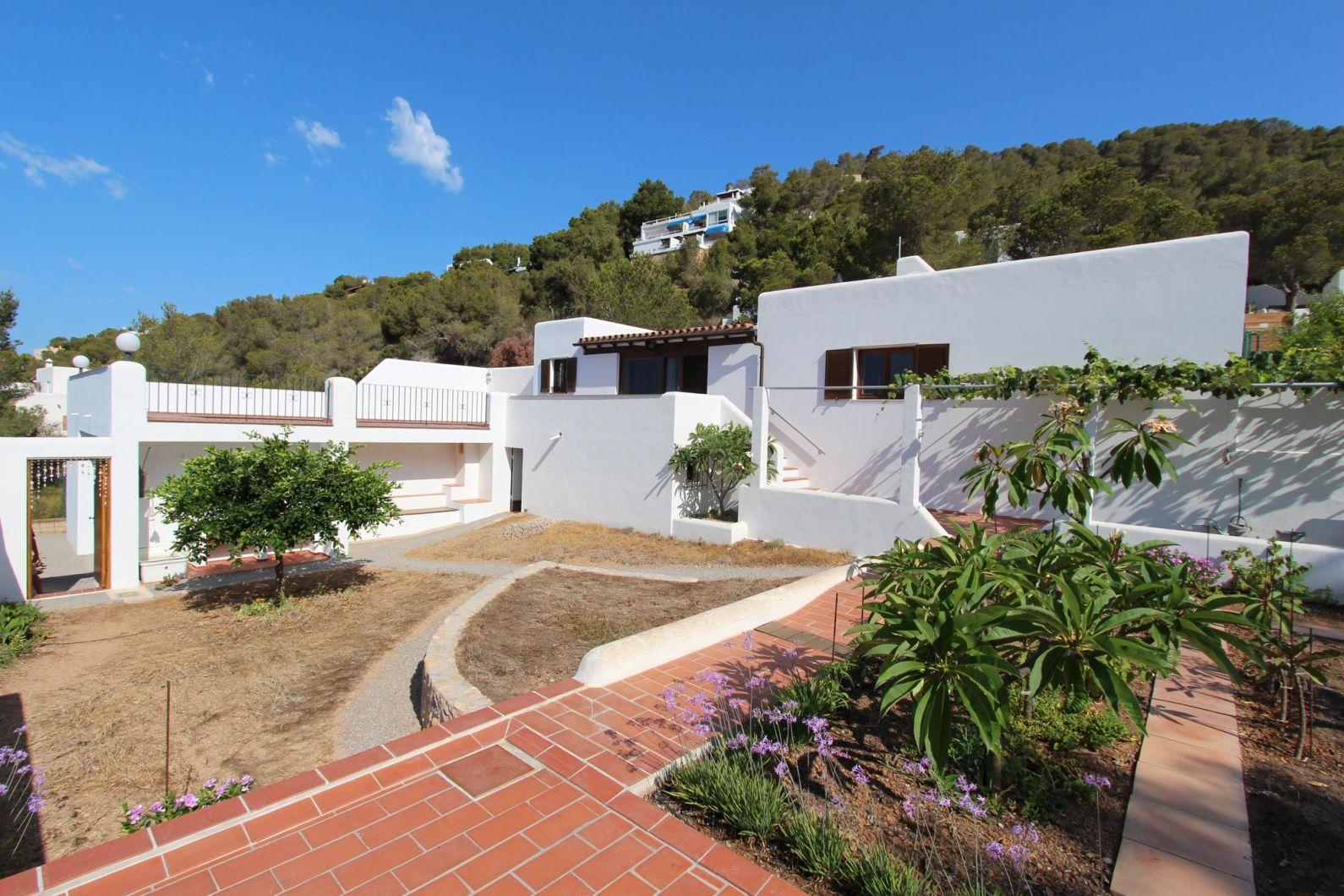 Charming house in Las Salinas with sea view