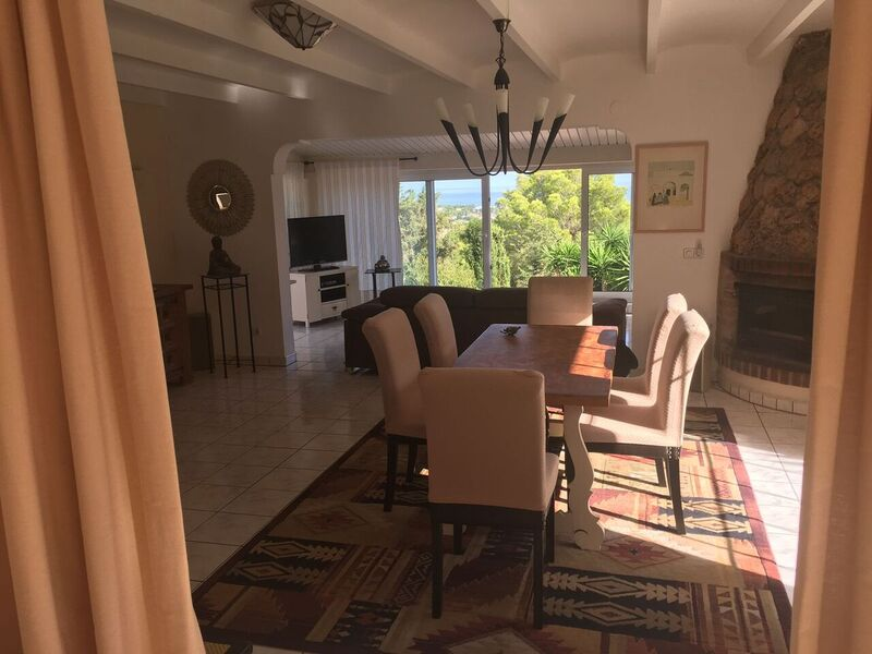 House for sale in Cala Tarida with sea views