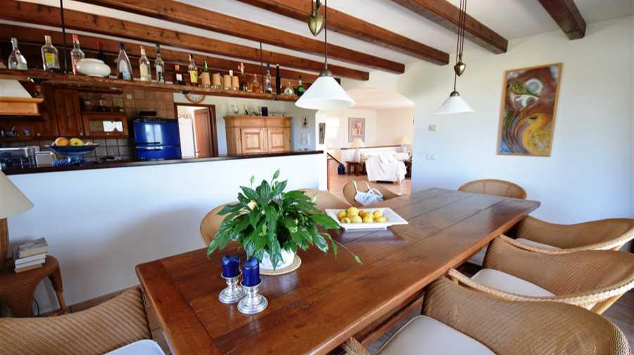 Beautiful house with sea views San Jose to Buy