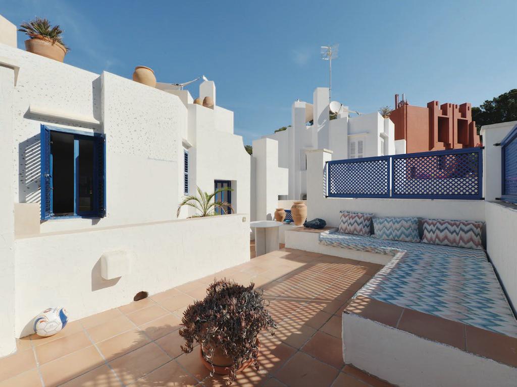 Villa for sale in Caló d'en Real in San José Ibiza