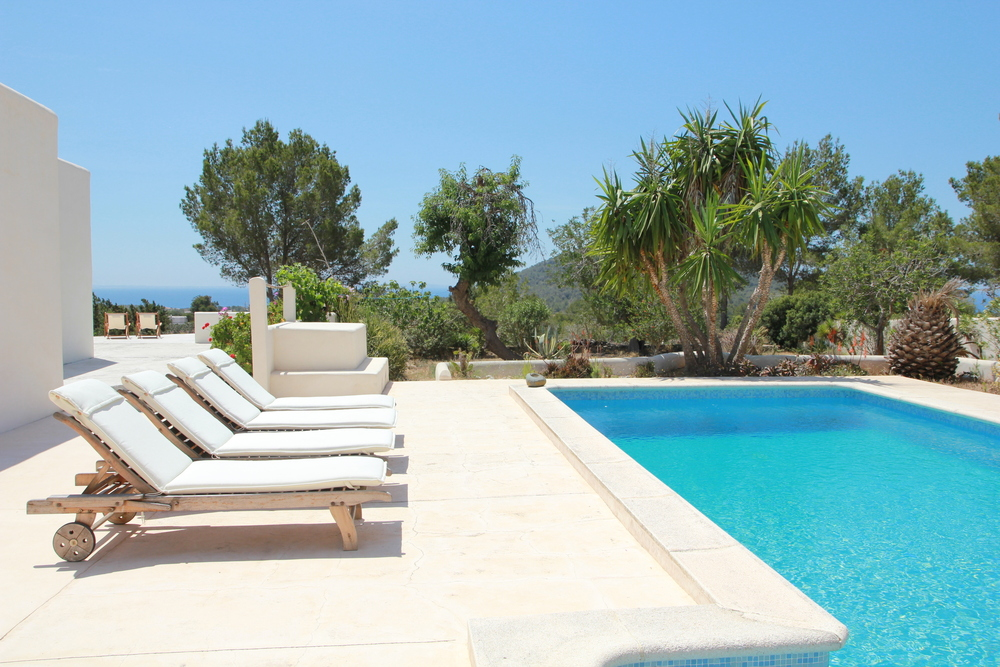 Newly renovated finca in Cala Jondal with stunning sea views for sale