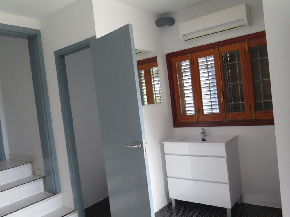 Newly renovated villa with sea view in Es Codolar