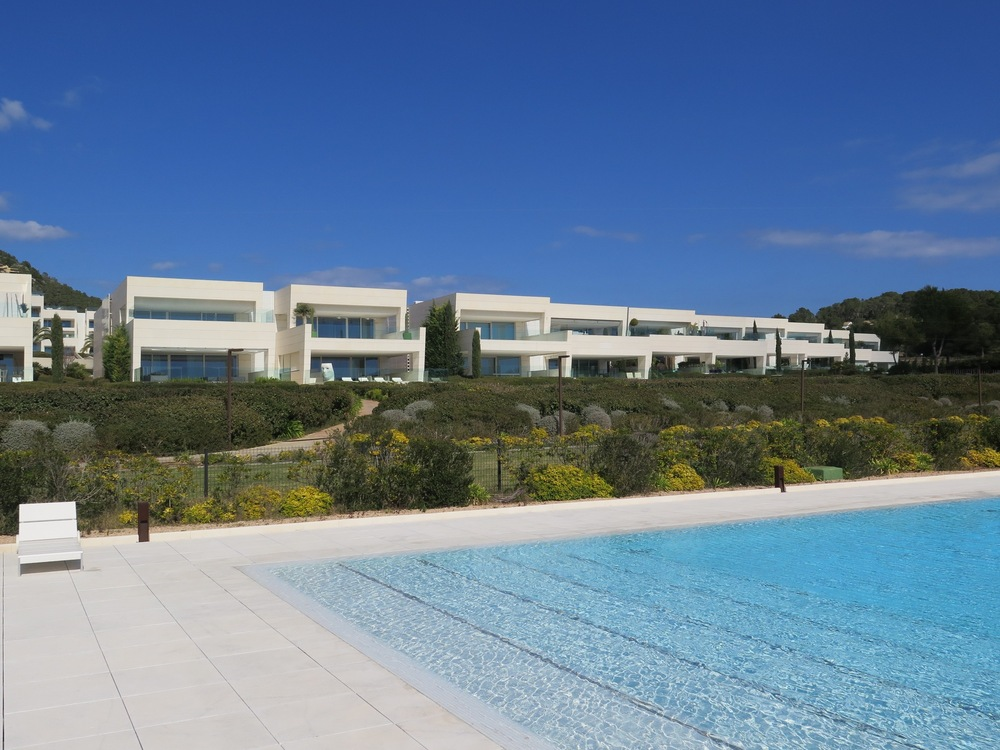 Beautiful luxury three bedroom apartment for sale in Es Pouet