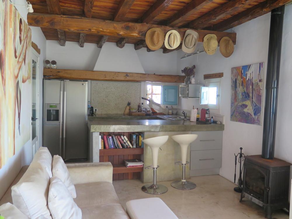 First sea line property in Cala Gracio