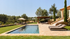 Finca with great view on nature near Gertrudis