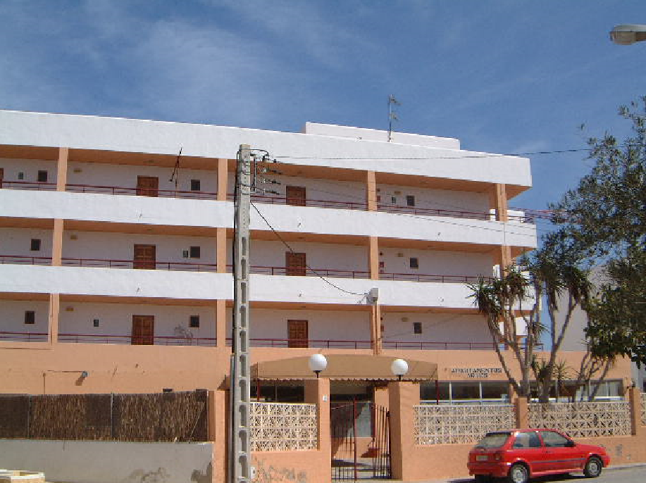 Investment in San Antonio Hostal with 28 Apartments