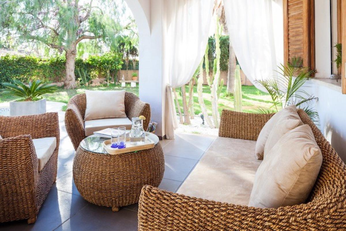 Charming Villas with 4 bedrooms in Sa Carroca