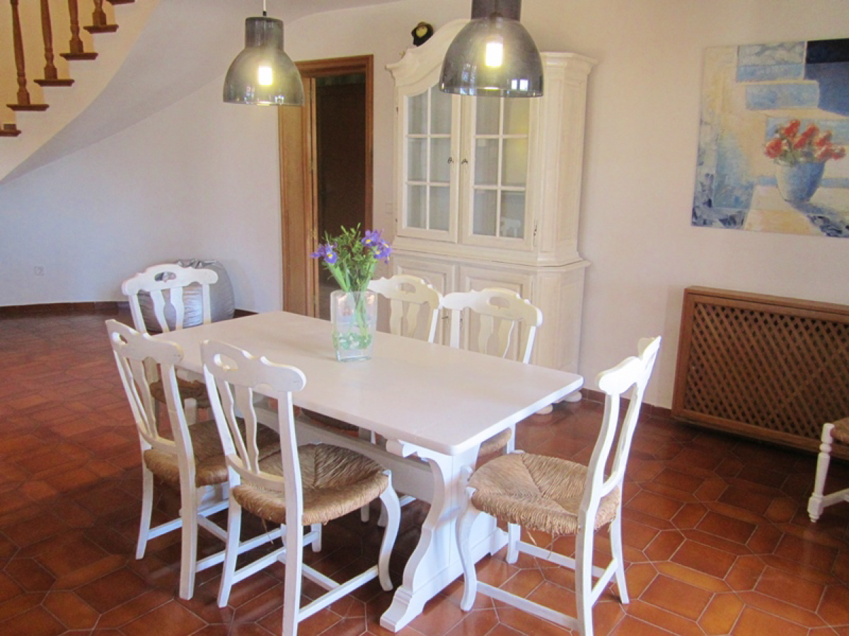Marvellous villa is placed in Playa D'En Bossa for rent