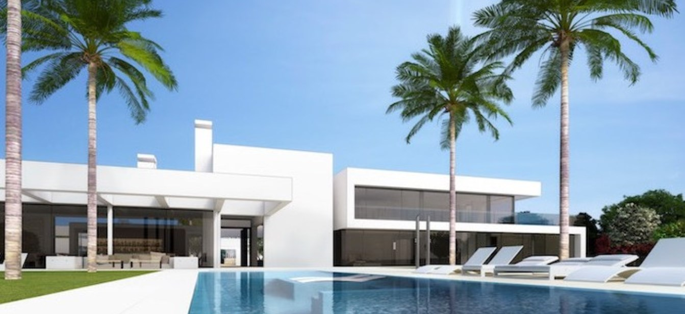 Modern Luxury Villa In Ibiza For Sale In Santa Eulalia