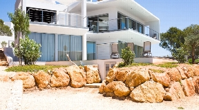 New modern luxury villa in Vista Alegre for sale