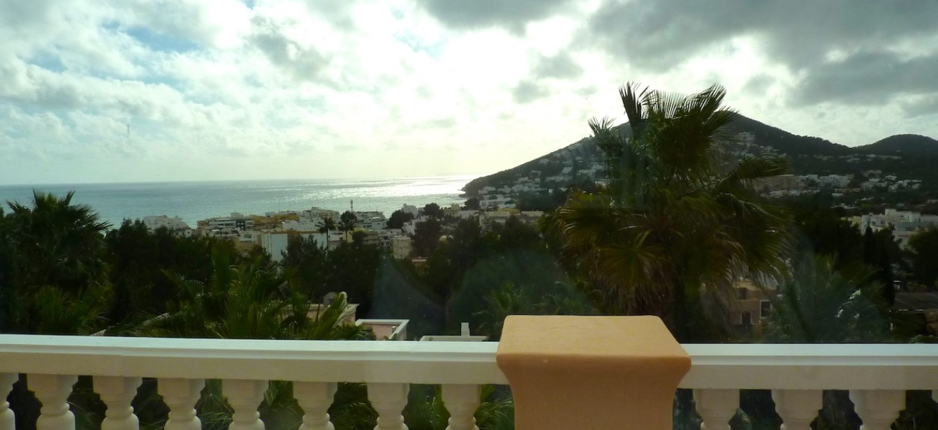 House with stunning sea views in Santa Eulalia for sale