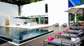 Modern villa for sale in Can Furnet near to Ibiza