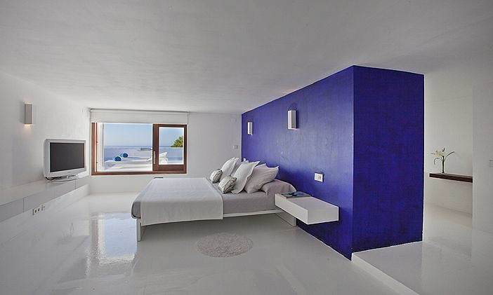 Moderate villa located in the north of Ibiza Island for rent