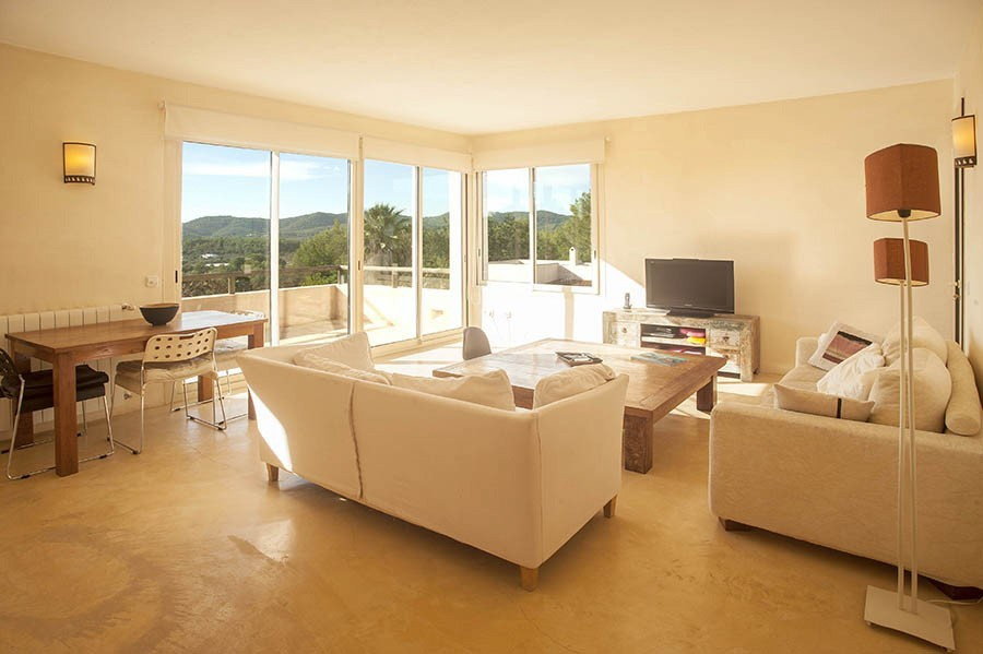 Villa for rent located in San Rafael – Ibiza
