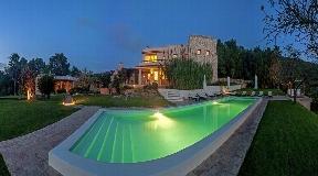 Villa for rent located in San Rafael – IBIZA