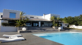 Luxury Villa located at only 4 km from Ibiza Town, San Jose