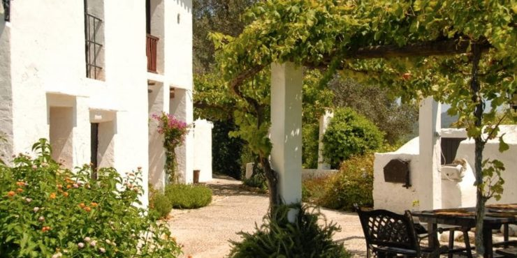 Finca for renovation in San Rafael for sale