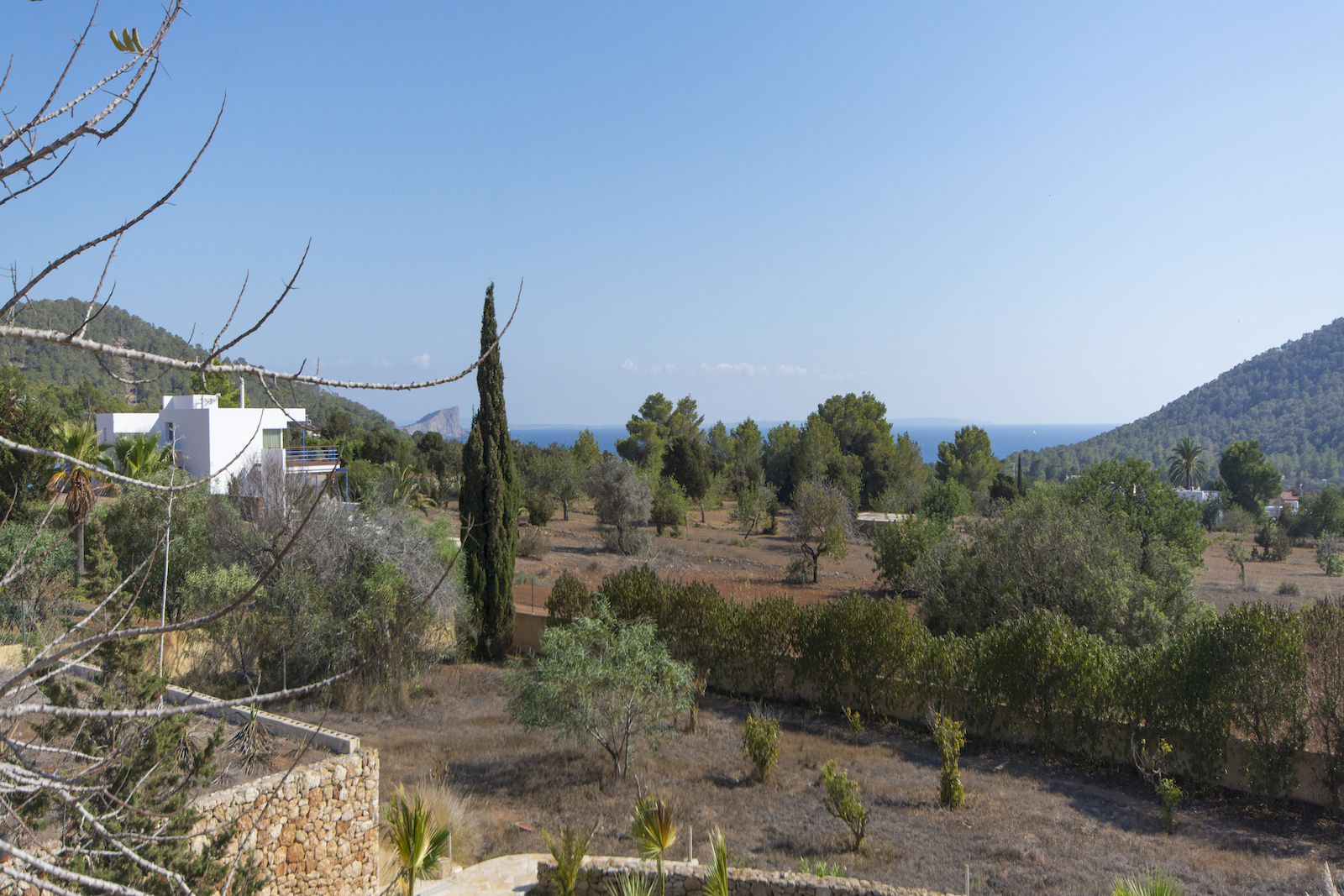 Villa in the south of the Can Jondal in San Josep