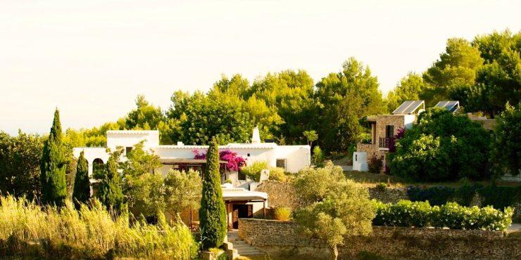Historic Ibiza finca for sale in San Juan