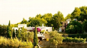 Historic Ibiza finca for sale in San Juan