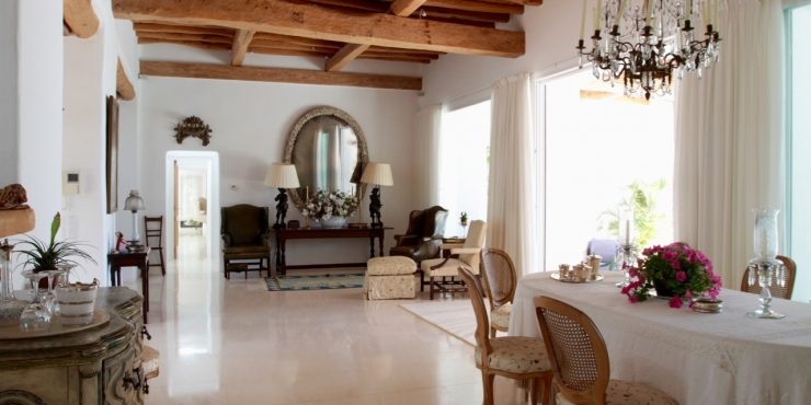 Historic Blakstad finca in Santa Gertrudis for sale