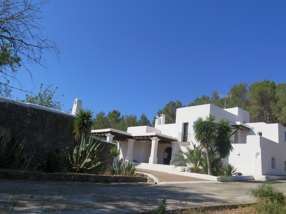 Renovated Finca in Ibiza Santa Inés
