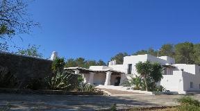 Renovated Finca in Ibiza Santa Inés