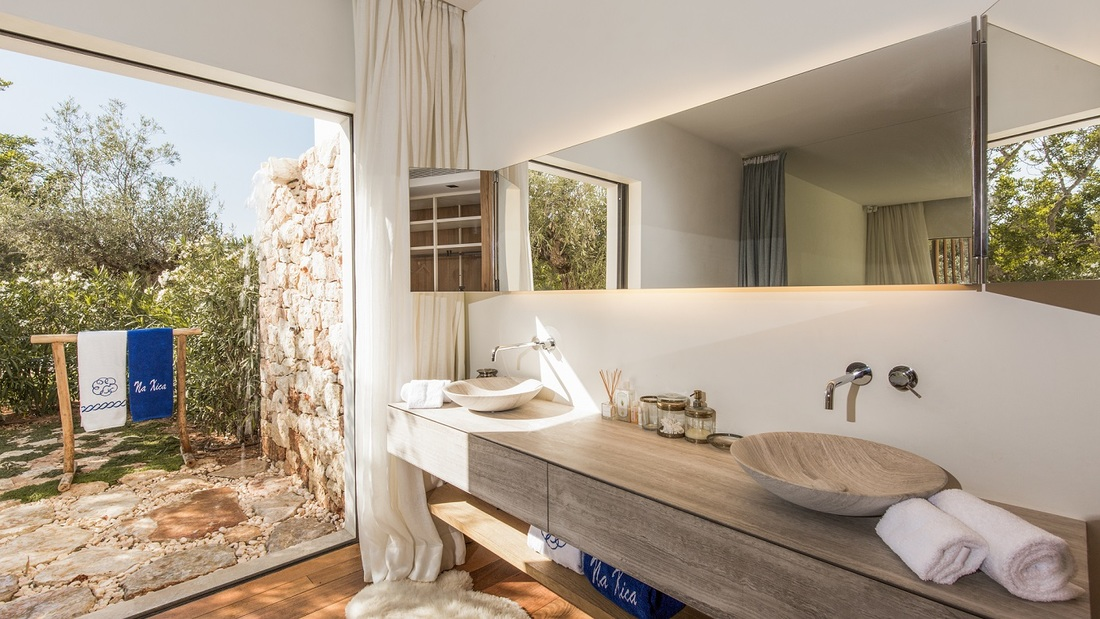 The most beautiful villa on Ibiza with spectacular views