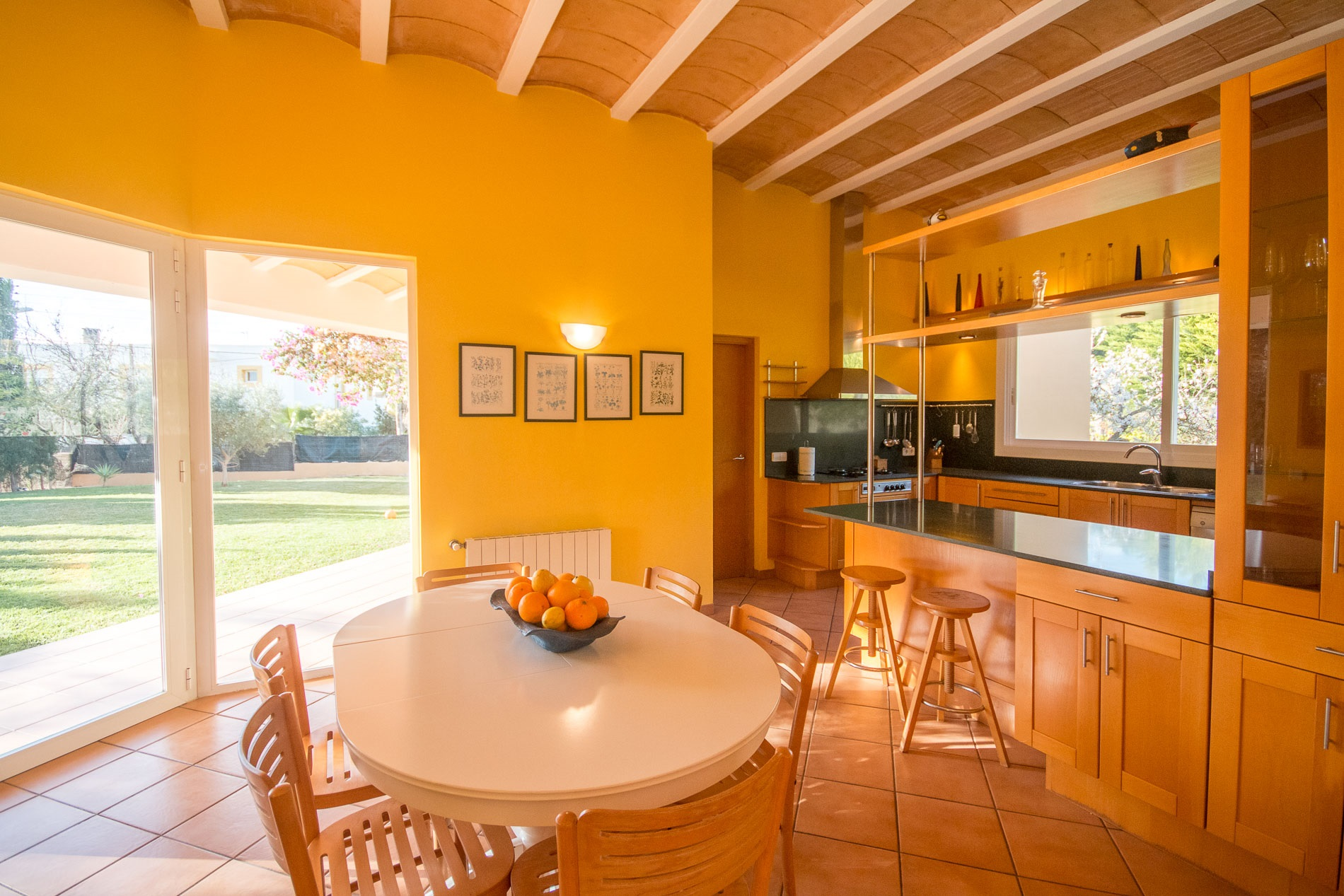 Charming villa in the most popular area of Ibiza