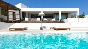 Amazing villa near Ibiza for rent